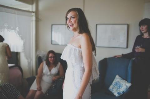 Seaview, WA wedding