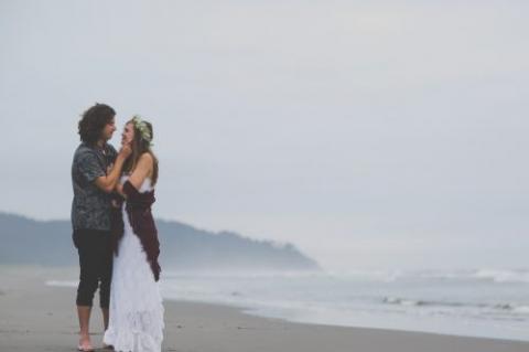 Washington Coast Wedding