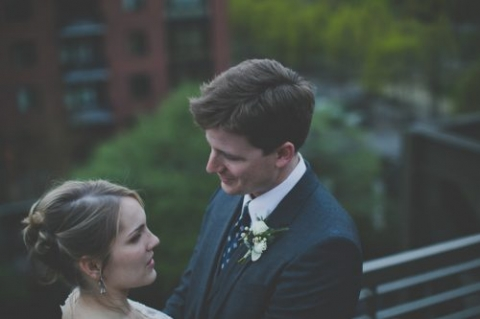 Ecotrust wedding, Portland