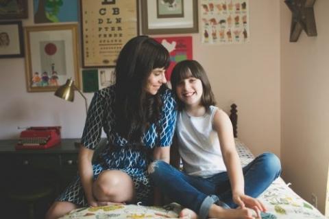 lifestyle family photographer Portland Oregon