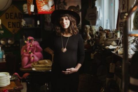 maternity photographer portland