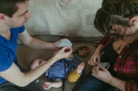 Lifestyle Family Photographer, Portland OR
