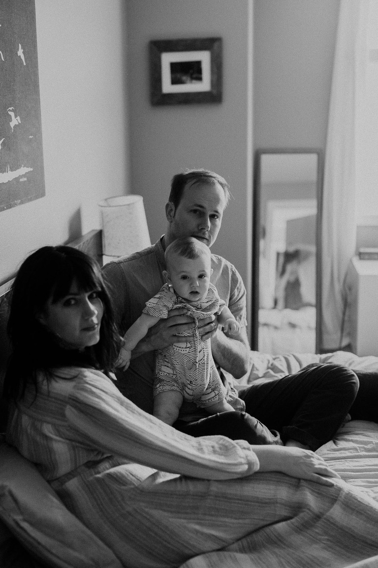 candid family photographer portland OR