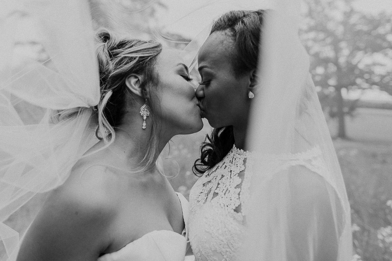 LGBT wedding photographer Portland OR